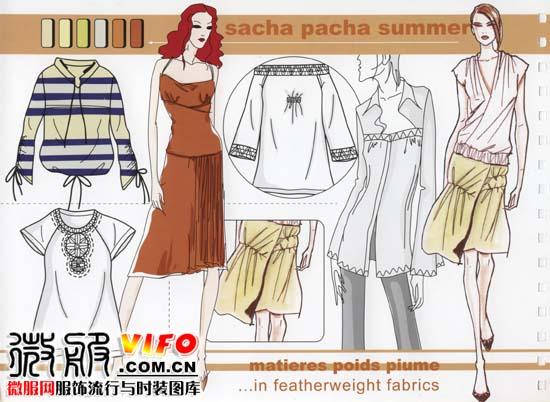 设计图分享 网店春装设计图  服装设计图基本画法 蕾丝 宽640×640高